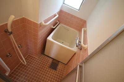 【浴室】日生鴨子ヶ原第2コーポラス