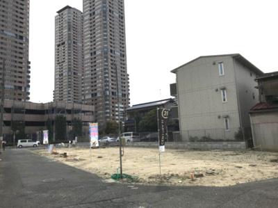 現地写真です。 土地面積:約72.5m2 建物面積:約106m2 建物価格:1680万円 土地価格:1950万円(建物+土地)合計3630万円 建築条件(付)