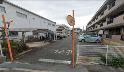 【外観】中野イングス駐車場