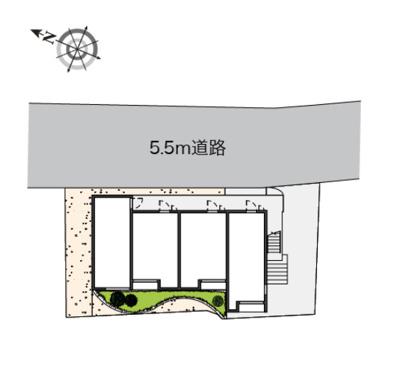 【浴室】グランツ ハイツⅡ