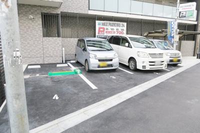 【駐車場】アドバンス京都アリビオ