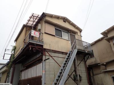 【外観】妙法寺字上野路貸家