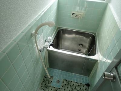 【浴室】妙法寺字上野路貸家