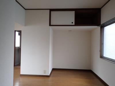 【居間・リビング】妙法寺字上野路貸家