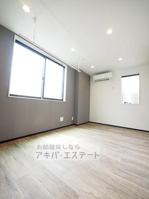【寝室】シャルム西新井