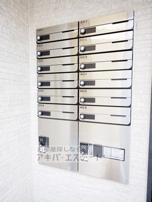 【その他共用部分】シャルム西新井