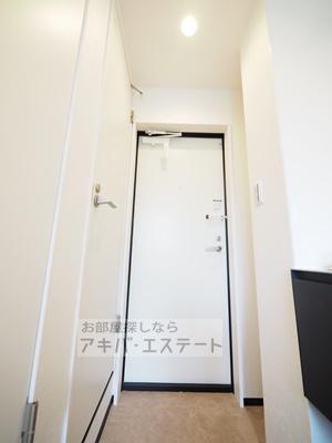 【玄関】シャルム西新井