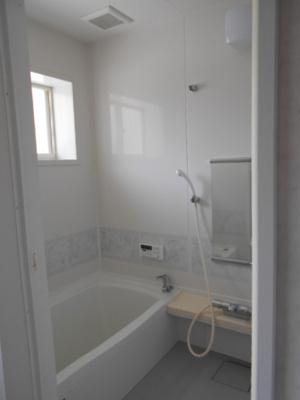 【浴室】彦富町Y邸借家