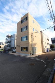 【外観】中田ビル 3号室
