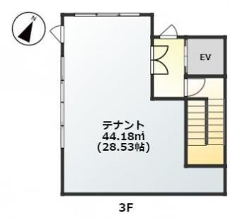 中田ビル 3号室