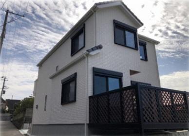 【外観】神戸市垂水区舞子台5丁目 新築戸建