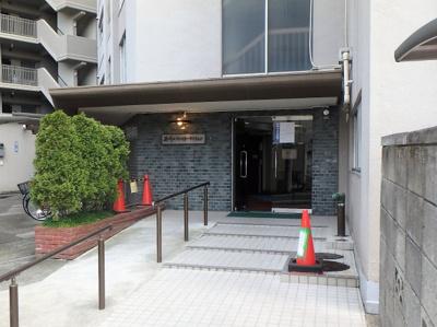 【エントランス】投資用 西川口ファミリーマンション