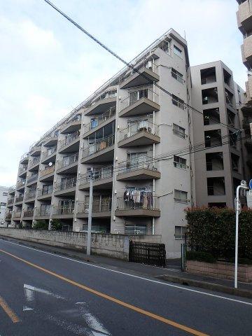 【外観】投資用 西川口ファミリーマンション