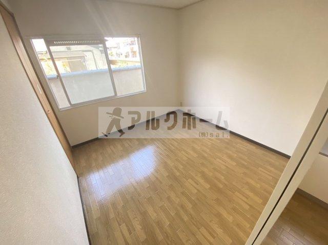 ハイツトシ(柏原市大県) 寝室