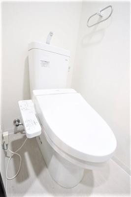 【トイレ】ノーブルスクエア新町