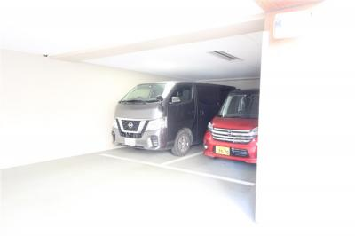 【駐車場】プレサンス東本町