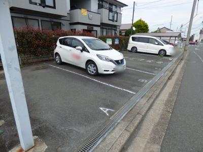 【駐車場】ブライティ浅間