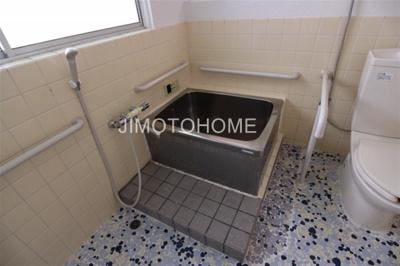 【浴室】泉尾1丁目貸家