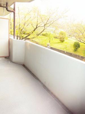 【バルコニー】Rinon津々山台