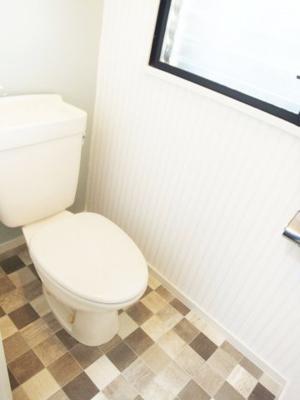 【トイレ】Rinon津々山台