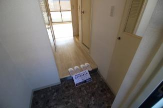 【玄関】メゾン・ド・六甲パート3