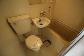 【浴室】メゾン・ド・六甲パート3