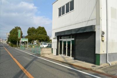 【周辺】北花田町3丁 倉庫・店舗 約78坪!2F事務所あり。駐車スペース4台あり
