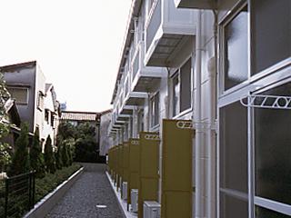 【バルコニー】レオパレスMATSUDA