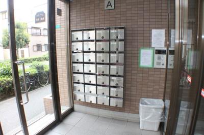【その他共用部分】ツインコート平野1番館(事務所)