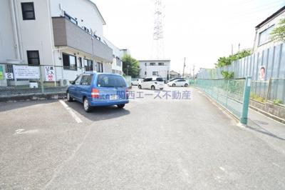 【駐車場】メゾンファミーユ