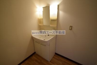 【洗面所】メゾンファミーユ