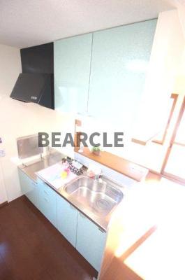 【キッチン】リビングタウン湖都が丘C棟