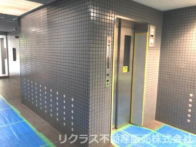 【設備】コスモシティ三宮東