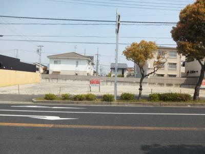 【外観】向陽台2丁目事業用定期借地