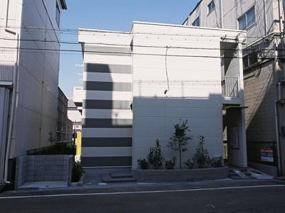 【外観】レオパレス島屋