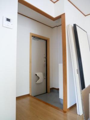 【玄関】シティハイツ丸子