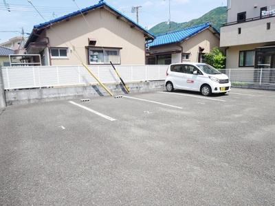 【駐車場】シティハイツ丸子