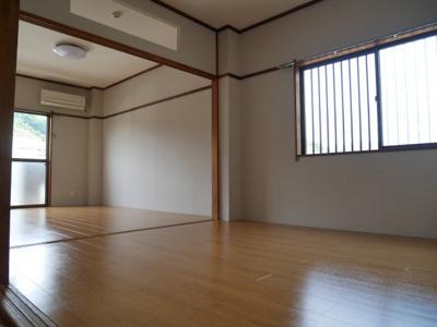 【居間・リビング】シティハイツ丸子