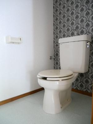 【トイレ】シティハイツ丸子