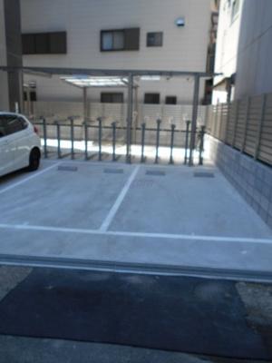 【駐車場】MASSAGE九条GATE