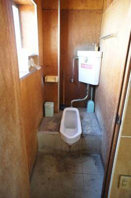 【トイレ】樽屋町事務所付倉庫