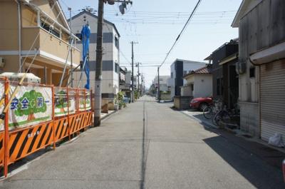 【周辺】樽屋町事務所付倉庫
