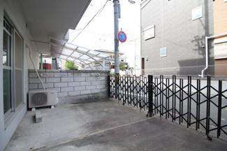 【バルコニー】ピア六甲