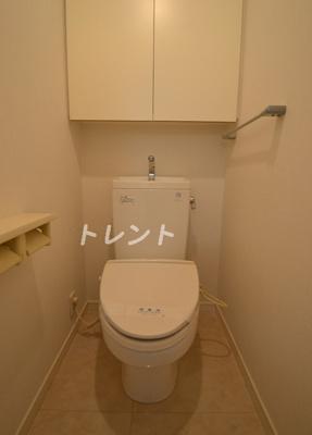 【トイレ】シンシア東中野