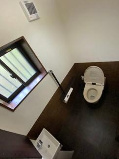 【トイレ】大津市葛川中村町 美しい渓谷のまち