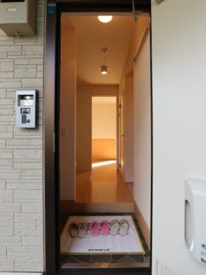 【玄関】プルミエ