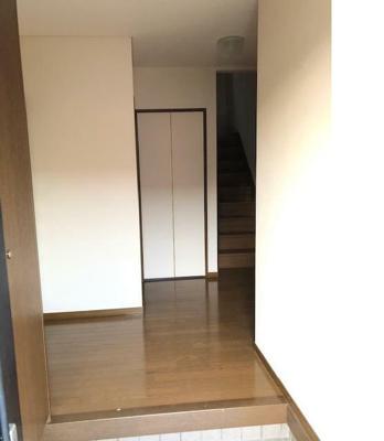 【玄関】テラスパークなかE棟