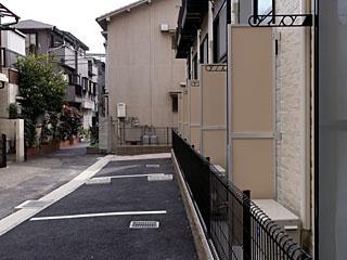 【バルコニー】レオパレスH&KⅡ