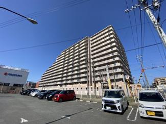 和白駅まで徒歩約10分なので、博多駅まで30分でアクセスOK。ペット可です 【駐車場1台確保】【和白東小 徒歩15分】