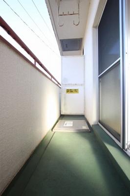 【バルコニー】シャルム広本